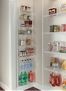 Attrayant Gracelove Over The Door Spice Rack Wall Mount Pantry Kitchen 8 Tier Cabinet  Organizer