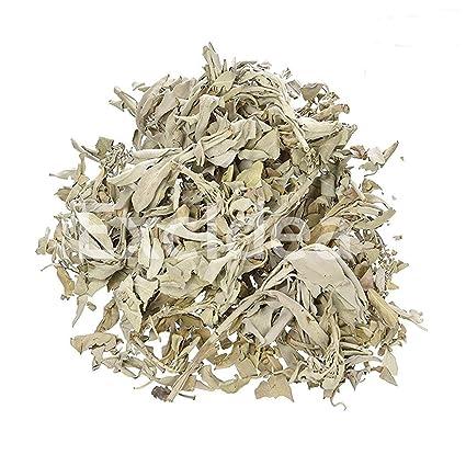 ExcIdea 100gms Dried Sage Leaves   Smudge Smudging   Energy Reiki   Removes Energy Blocks