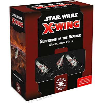 X-Wing 2ND Ed: Guardians of The Republic: Toys & Games