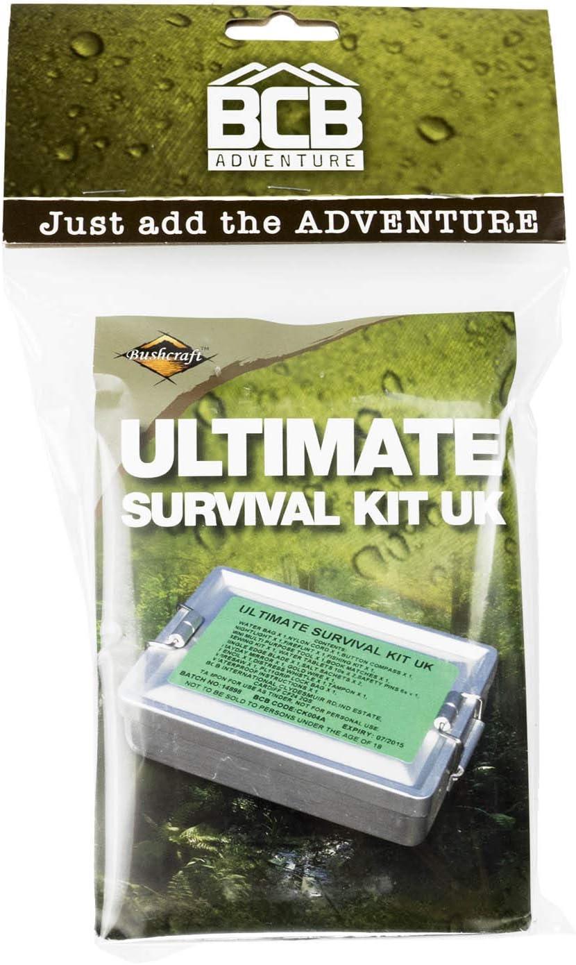 BCB Adventure Bo/îte de Survie Militaire