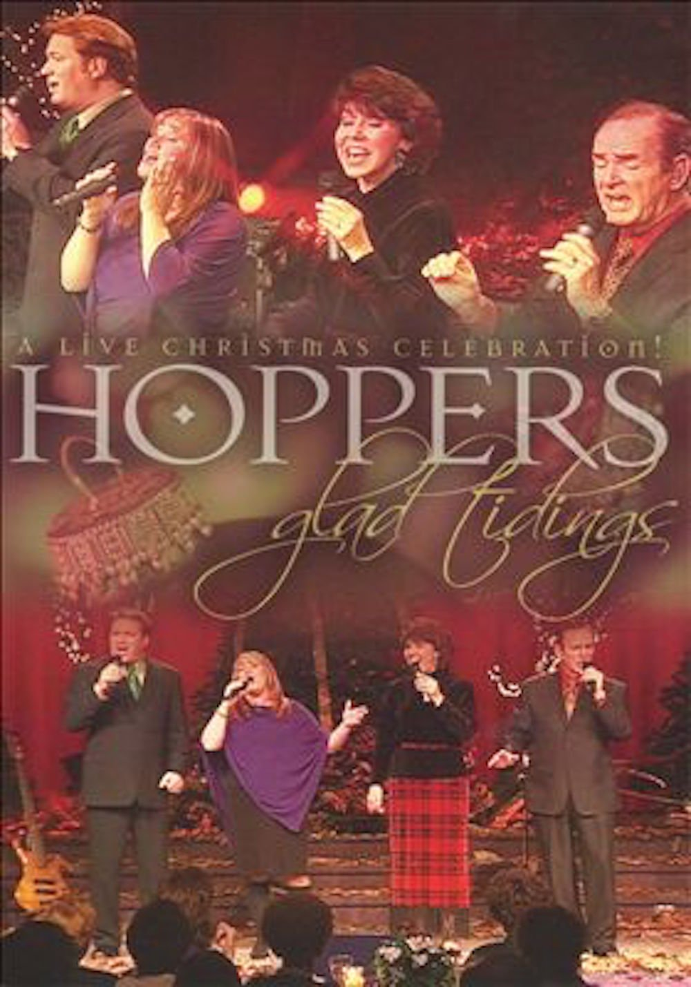 The Hoppers: Glad Tidings - A Live Christmas Celebration by Crossroads Records