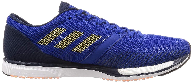 adidas Herren Adizero Boston 8 M Traillaufschuhe, dunkelviolett, 50.7 EU