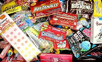 Candy Crate 1970's Decade Candy - 150CT Bulk Assortment
