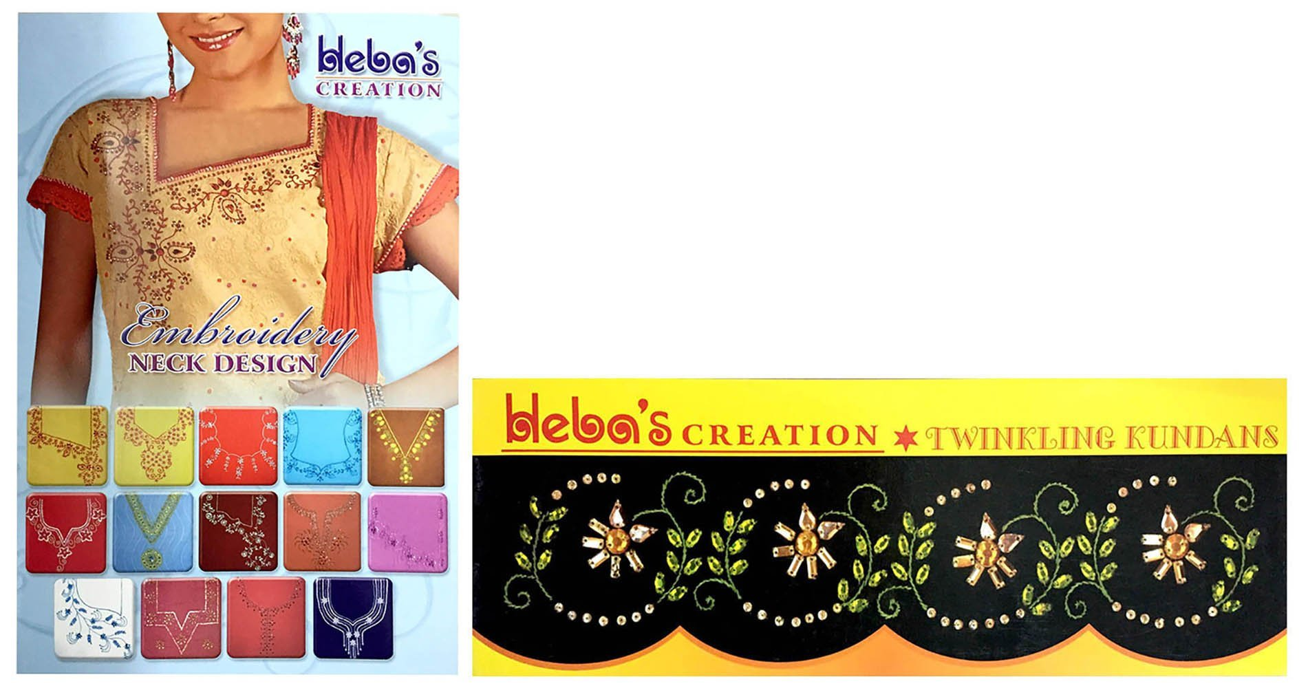Buy Neck Embroidery Kundan Embroidery Design Book Book Online At