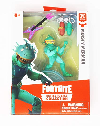 Battle Royale Collection Moisty Merman Action Figure 2
