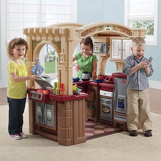 Step 2 Cocina Kitchen & Grill (ColorBaby 85316): Amazon.es: Juguetes y juegos