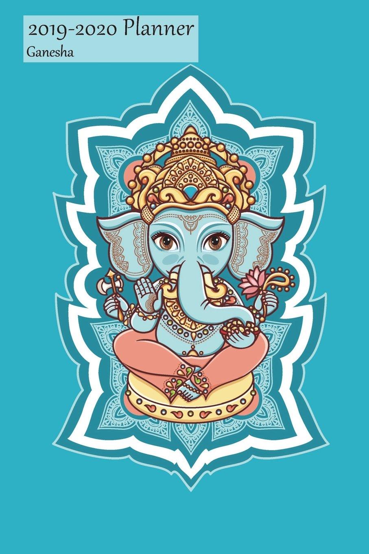 2019-2020 Planner Ganesha: Medium Academic 2019-20 Agenda ...