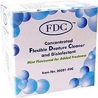 Flexible Denture Cleaner FDC ~ 6 Months Supply ~ Valplast & other Dental Appliances (2 Boxes (6 Months Supply))
