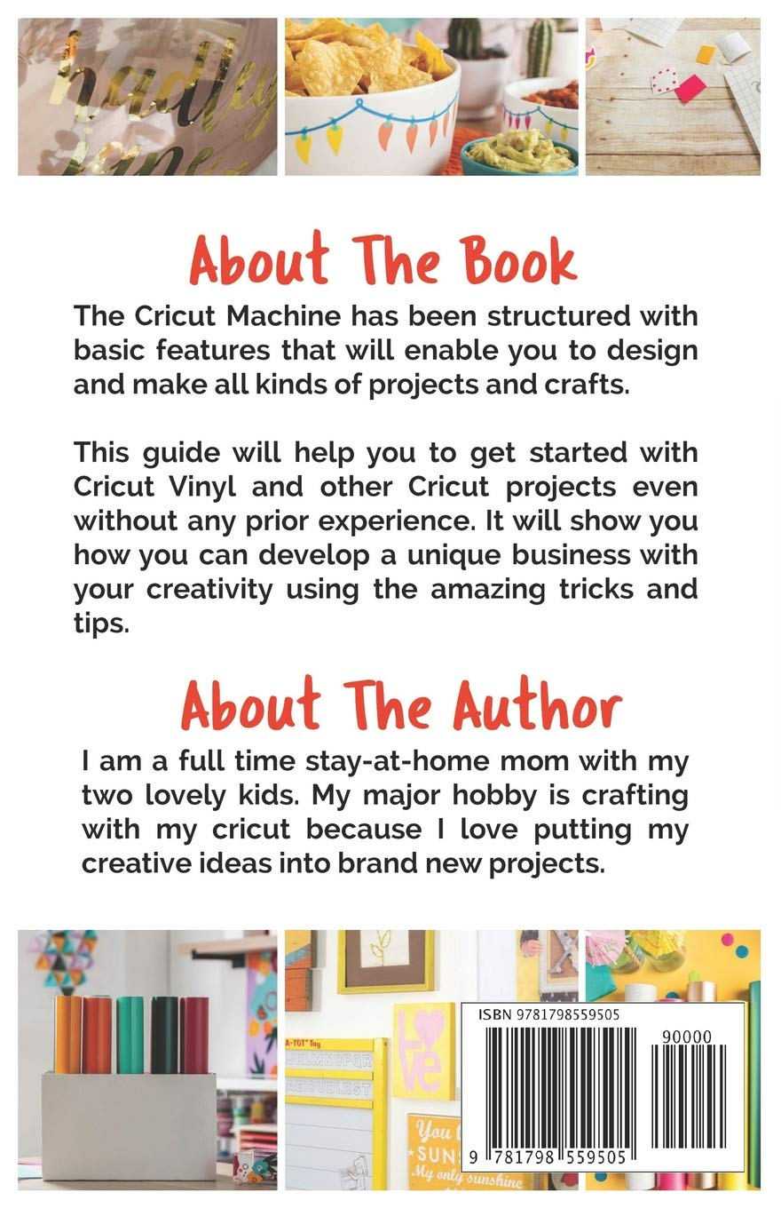 Cricut Explore Vinyl Projects For Beginners: Step by Step