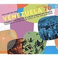 VENEZUELA 70 Vol.2 - Cosmic Visions Of A Latin American Earth: Venezuelan Rock In The 1970s & Beyond