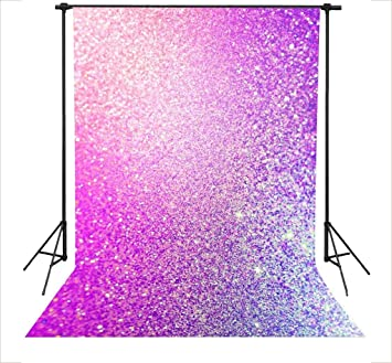 New Photo Background Mermaid Color Backdrop Newborn 5x7ft Photography Backdrop Glitter Sequins for YouTube Video Polyester Photographic Backdrops Instagram Picture Taking