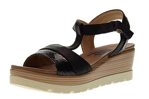 eb76fc1c8b5 Xti Chaussures Femme Sandales 48109 Noir  Amazon.fr  Chaussures et Sacs