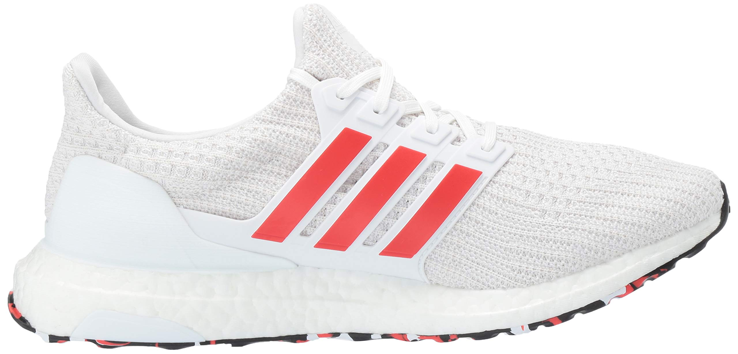 adidas Men's Ultraboost, Active red/Chalk White, 4 M US by adidas (Image #7)