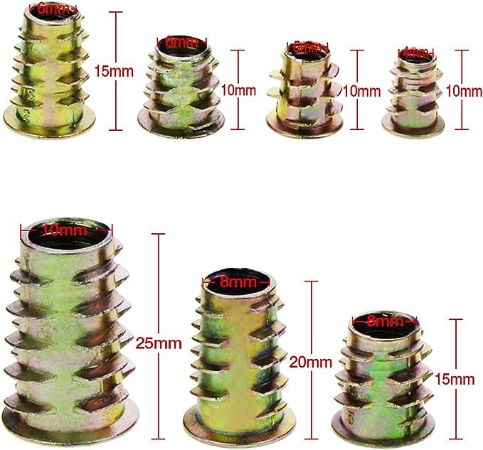 1 Lot de 1 pcs M10 14 mm /Ø Golvanis/é M/étal DIN 741 Pinces /Élingues Serre-c/âble Sertissages U Bolt Saddle Fixation pour c/âble en acier