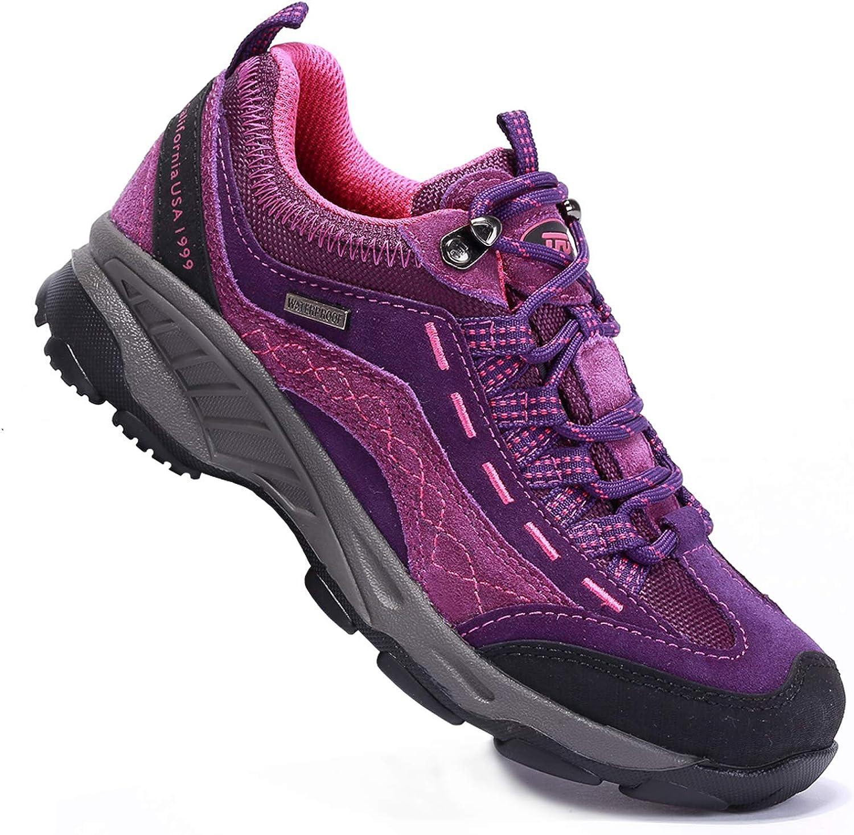 TFO Women s Hiking Shoes Anti-Slip Breathable Sneaker for Outdoor Walking Trekking.