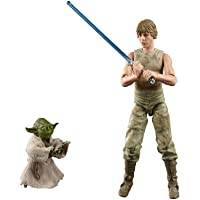 Star Wars The Black Series Luke Skywalker and Yoda, Jedi Training, 15 cm Scale Star Wars: The Empire Strikes Back 40th…