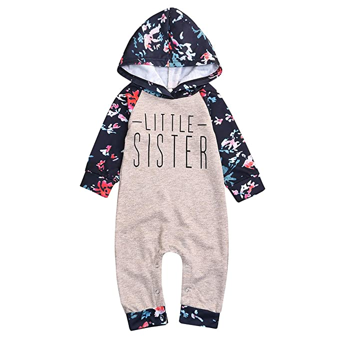 Amazon.com: PVSECTOR - Sudadera con capucha para bebés ...