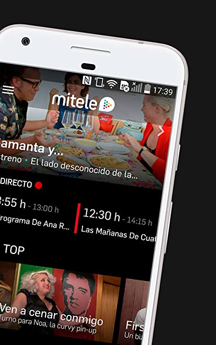 Amazon.com: Mitele - TV a la carta: Appstore for Android
