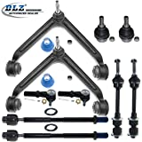 For Dodge Ram 1500 4WD Front /& Rear Shock Absorbers Kit KYB 565104 565129