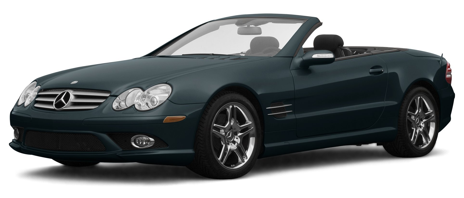 2007 Mercedes Benz Sl550 Reviews Images And