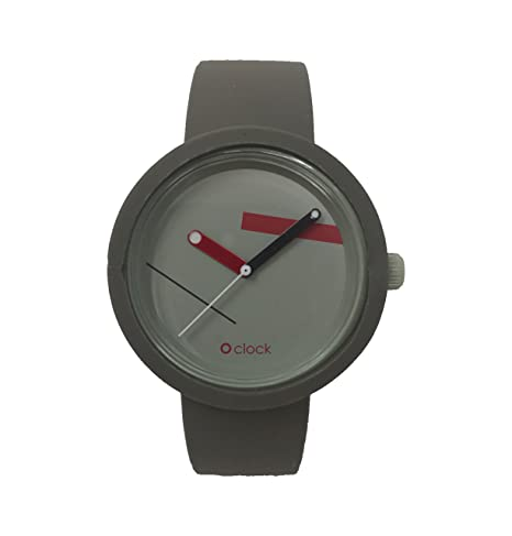 O clock correa Roca + Mecanismo Supreme Pardo L Roccia: Amazon.es: Relojes