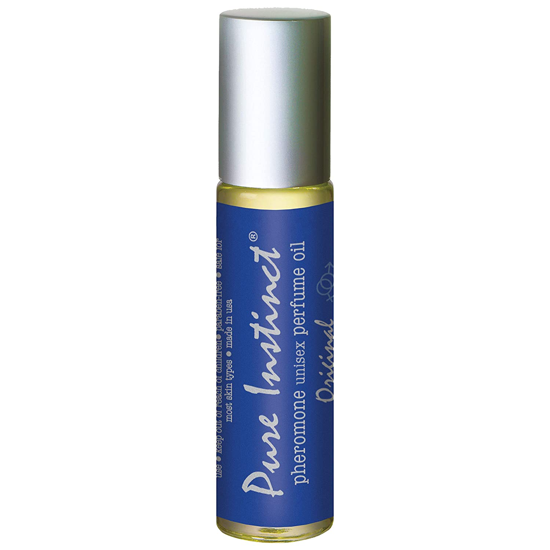 Pure Instinct Roll-On Original Pheromone Infused Essential Oil Perfume