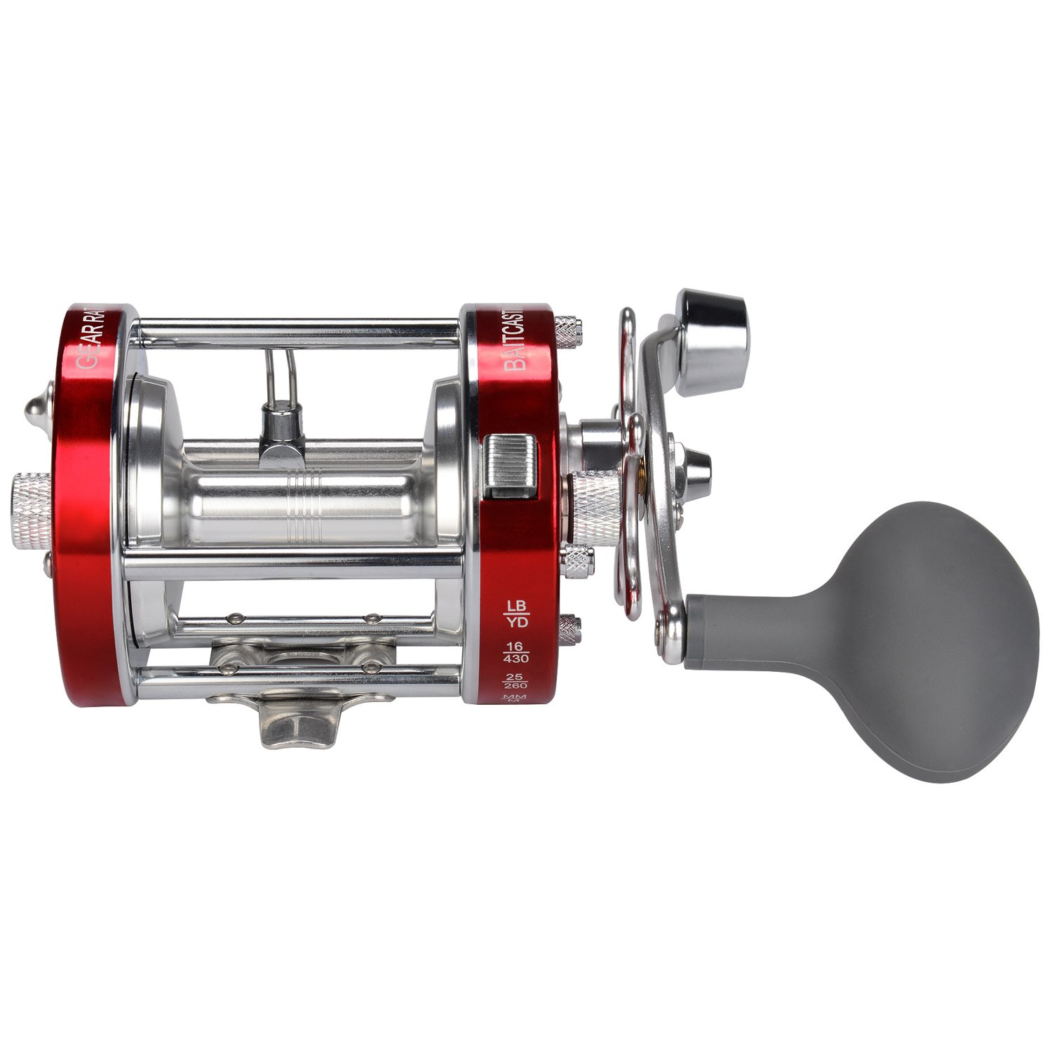 KastKing Rover Round Baitcasting Reel, Right Handed Reel,Rover80 by KastKing (Image #2)