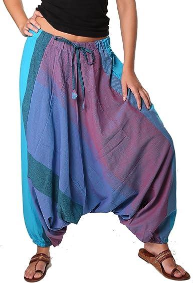 Sarouel Pantalon Femme Kunst und Magie
