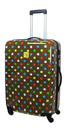 Amazon.com | Candy Crush Cabin Bag Dots Large, Multi-Colored, One ...