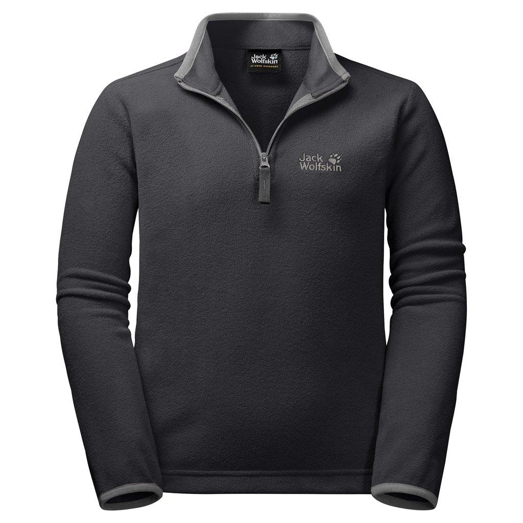 Jack Wolfskin K Wolf Pullover Sweater, Phantom, Size 92 (18-24 Months) by Jack Wolfskin
