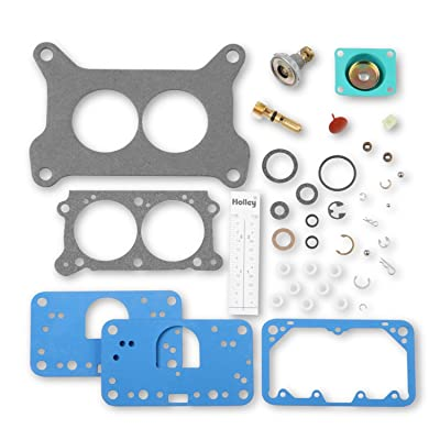 Holley Carb Repair Kit: Automotive