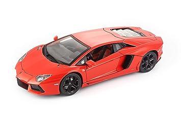 Buy Bburago 1 18 Lamborghini Aventador Lp700 4 Online At Low Prices