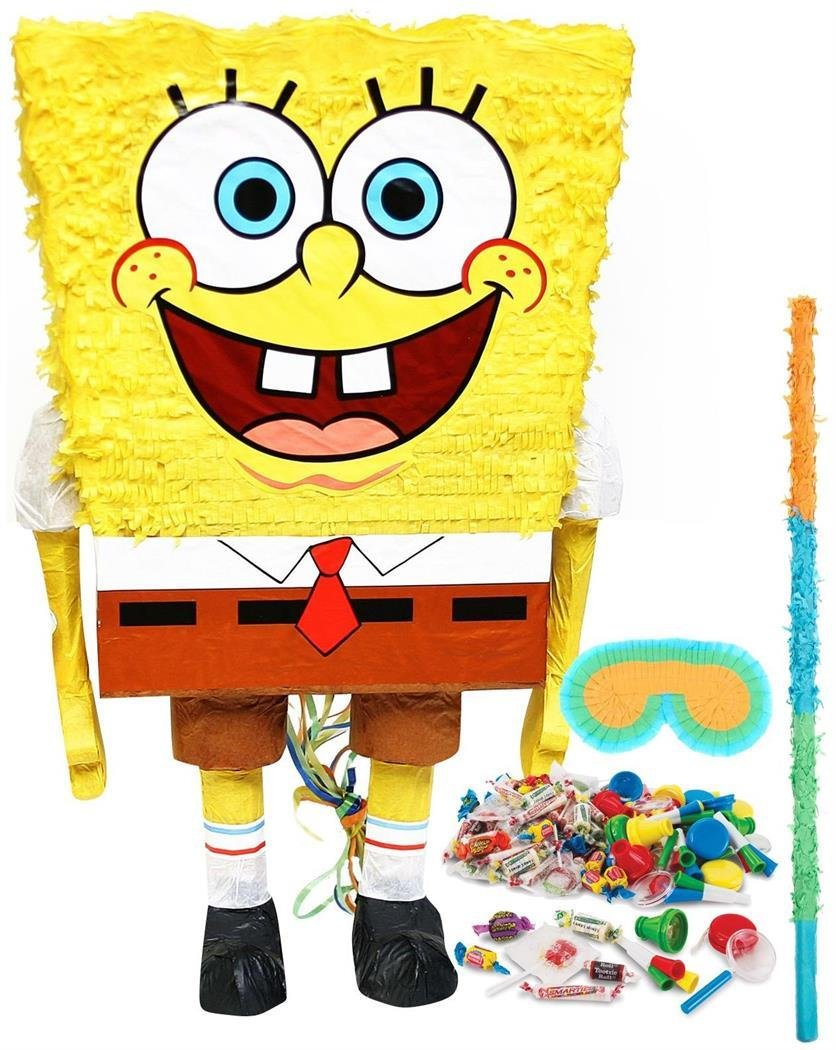 Birthday Express Kits Spongebob Pinata Kit