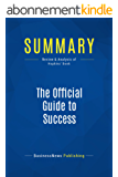 Summary: The Official Guide to Success: Review and Analysis of Hopkins' Book (English Edition)