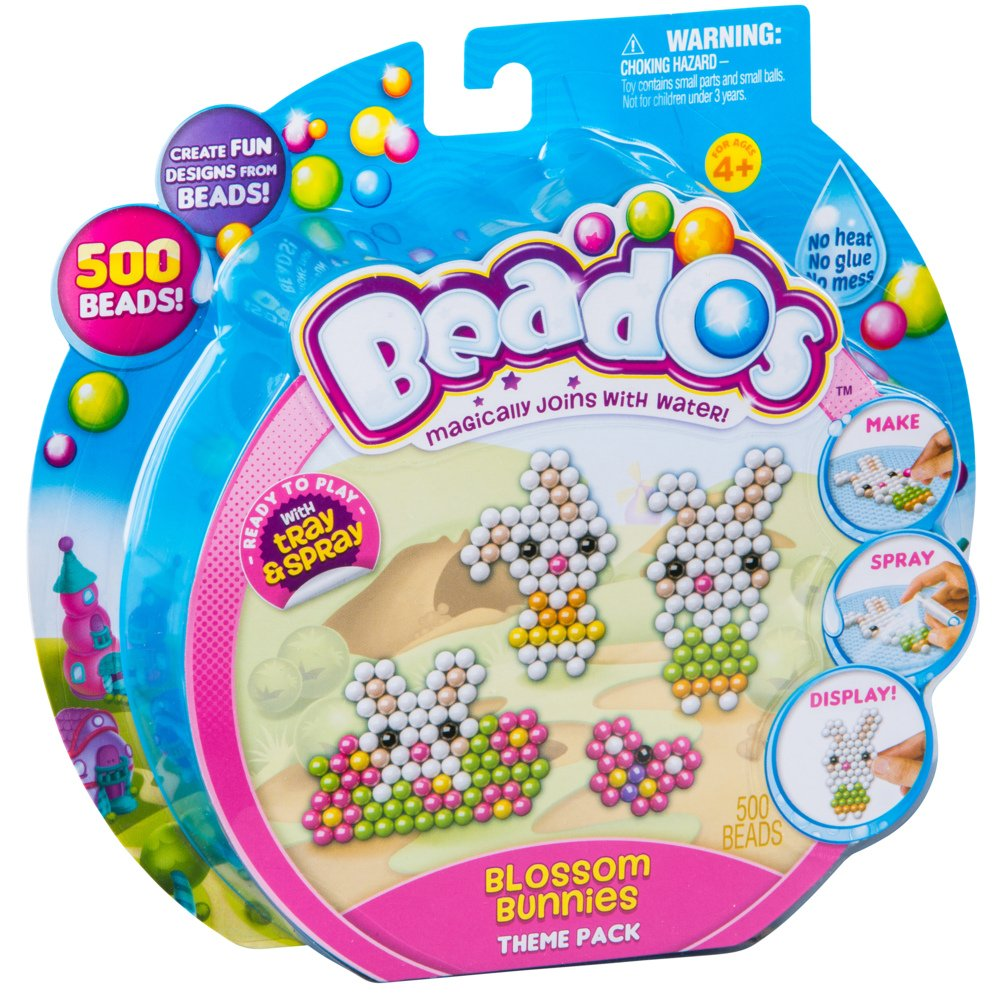 Beados Season 6 Theme Pack Blossom Bunnies