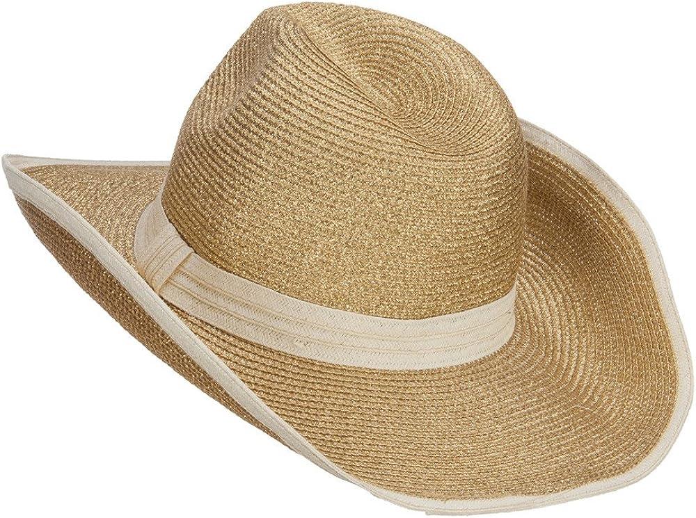Metallic Shiny Cowboy Hat
