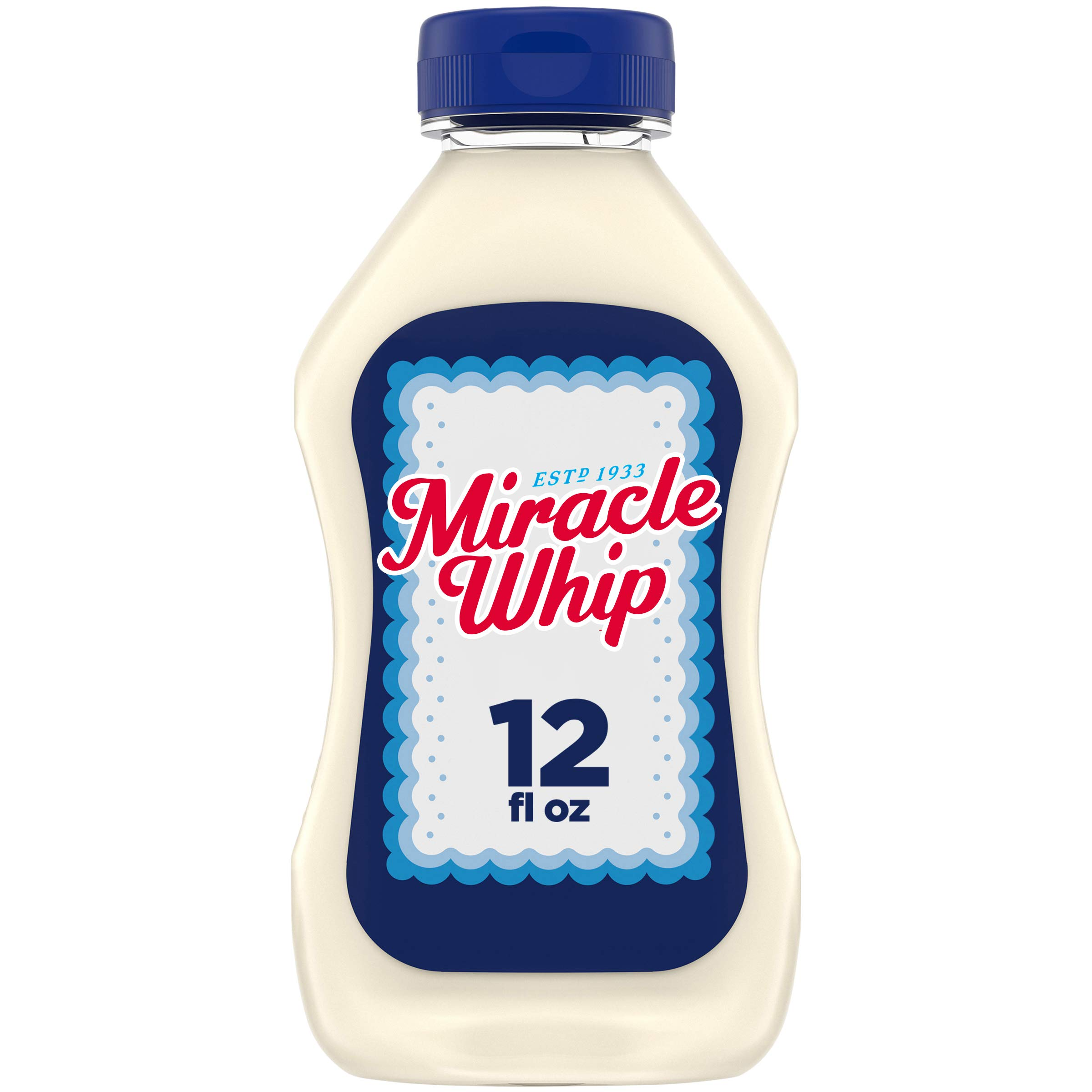 Miracle Whip, 12 oz.