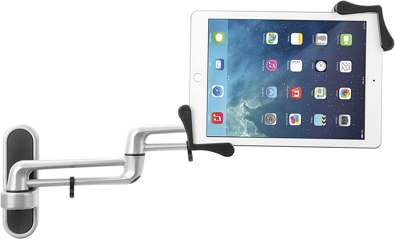 NEW Cta Digital Articulating Security Wall Mount for iPad//Tablet
