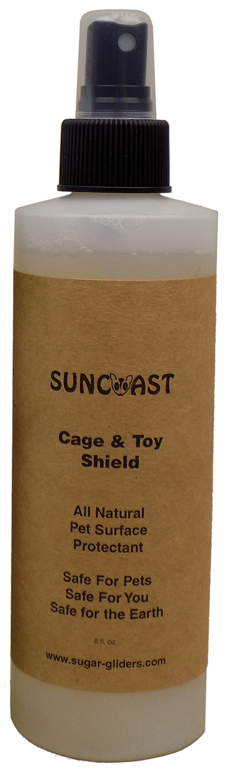 Cage & Toy Shield 8oz