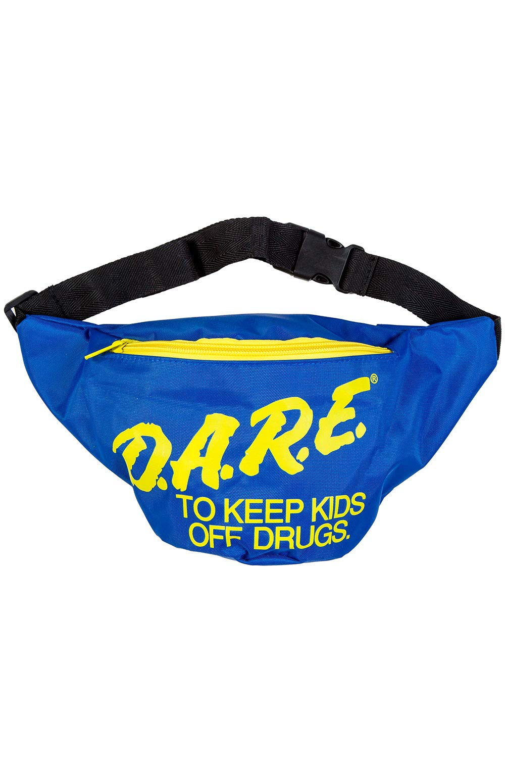 46a0a70f8b188 Neon Retro DARE Fanny Pack Waist Bags with Adjustable Waist Straps (Neon  Blue)