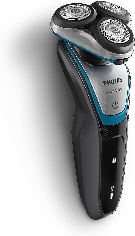 Philips S5400/06 Series 5000 Aqua Touch - Máquina de afeitar eléctrica: Amazon.es: Salud y cuidado personal