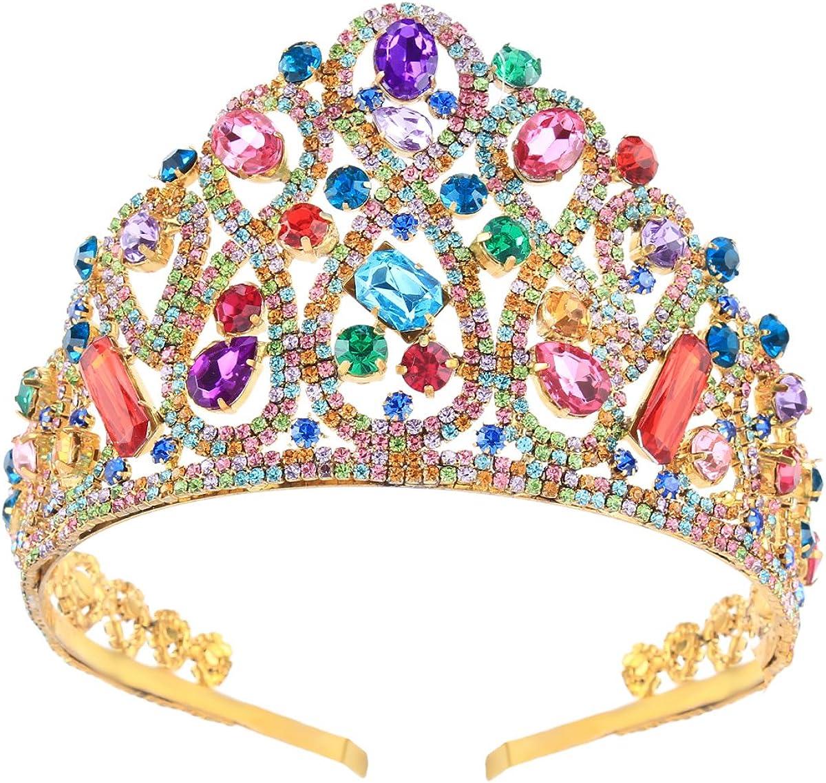 Stuff Golden Tiara Headband...