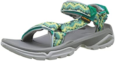28ccb3a3e41a Teva Women s Terra Fi 4 Sports and Outdoor Hiking Sandal