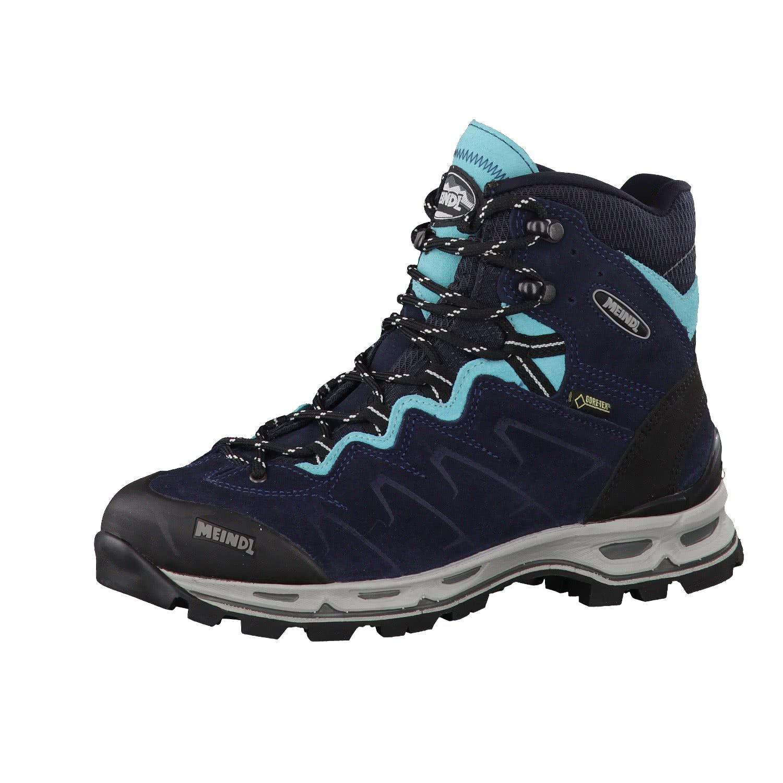 nachtblau (301) Meindl Damen Trekkingschuhe Minesota Lady GTX Mid