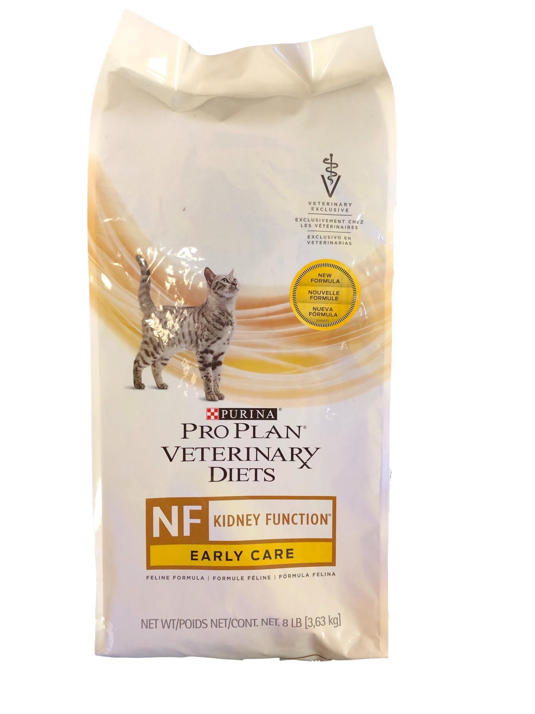 Purina Pro Plan Veterinary Diets 17901 Ppvd Feline Nf Early Care Cat Food, 8 lb by Purina Pro Plan Veterinary Diets