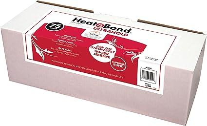17 Inches X 1 Yard Heatnbond Ultrahold Iron-On Adhesive