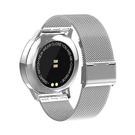 ROUHO Reemplazo Pulsera De Acero Inoxidable Reloj Banda ...