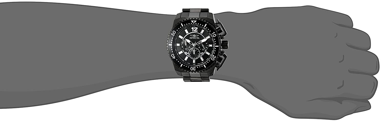 Invicta 21959 Reloj para Hombre, Redondo, Análogo, color Rosa:  Amazon.com.mx: Relojes