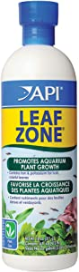 API LEAF ZONE Plant treament, Promotes strong, hardy and colorful leaves and prevents yellow, decaying leaves, Use weekly