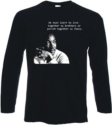 Black Lives Matter T Shirt Empowerment Tee MLK T Shirt Black History T Shirt MLK In The End Martin Luther King Quote T Shirt